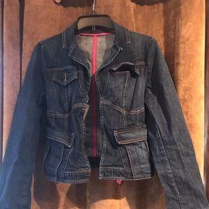 Women's Vintage Express Jean Jacket.  Size-Small